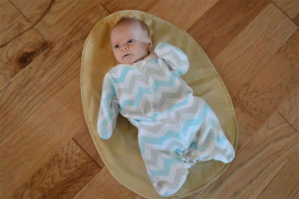 Cozy Sleeper by Revelae Kids - Mommy Scene holiday gift guide