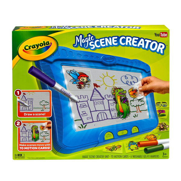 Crayola Magic Scene Creator - Mommy Scene Holiday Gift Guide