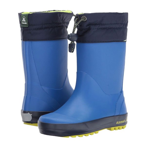 Drizzly rain boots from Kamik - Mommy Scene Holiday Gift Guide
