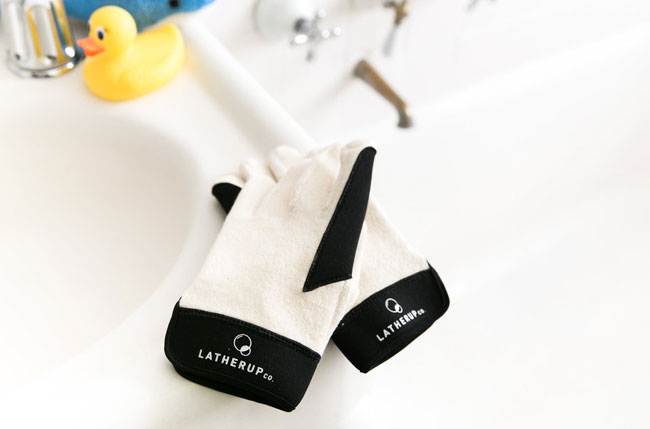 LatherMitts by LatherUp Co - Mommy Scene Holiday Gift Guide