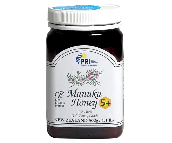 Manuka Honey 5+ 1.1 lb Gifts for mom - 2017 Moms Holiday Gift Guide