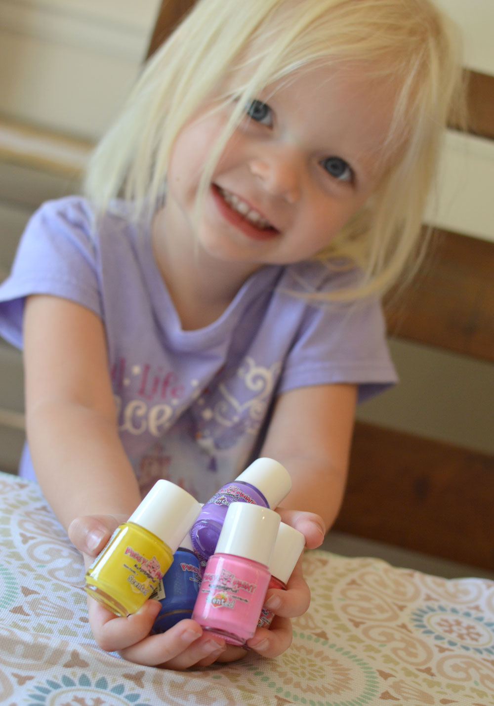 Piggy Painted scented nail polish for little girls - Mommy Scene