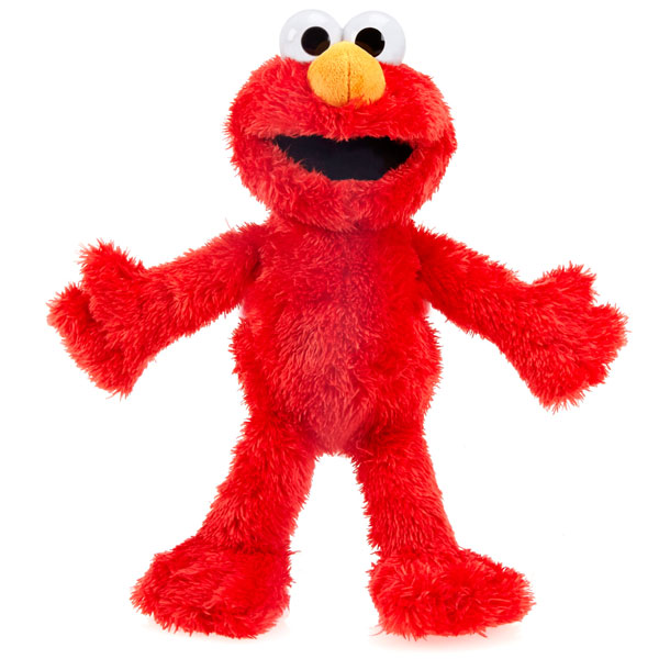 Tickle Me Elmo - Mommy Scene Holiday Gift Guide