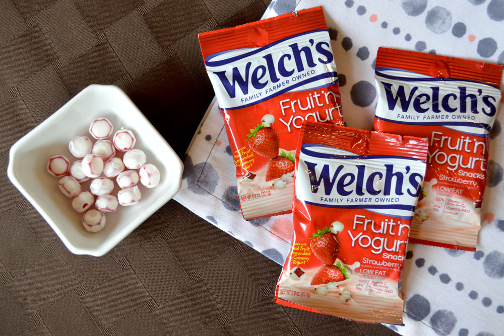 Welch's Fruit 'n Yogurt Snacks - Mommy Scene