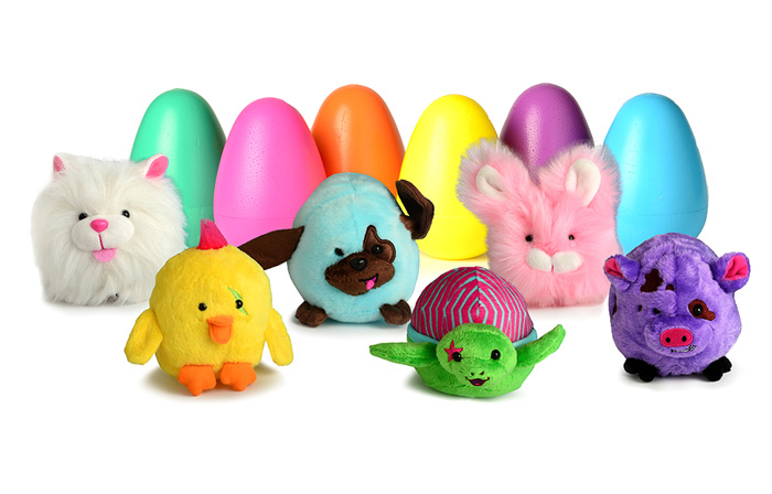 Egg Babies by Wicked Toys - Mommy Scene Holiday Gift Guide