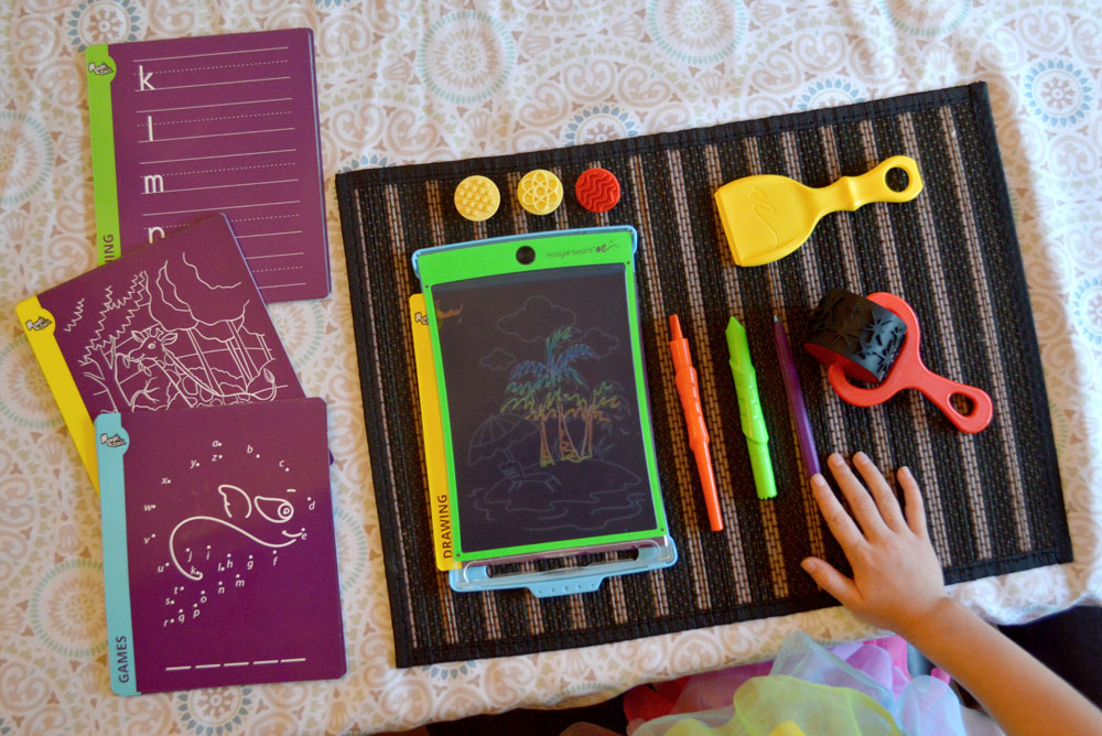 Magic Sketch Boogie Board for creative kids - Mommy Scene