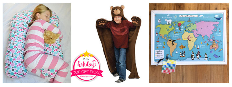 Mommy Scene top gift picks giveaway - SleepZZZ, Wild Things, Lilollo