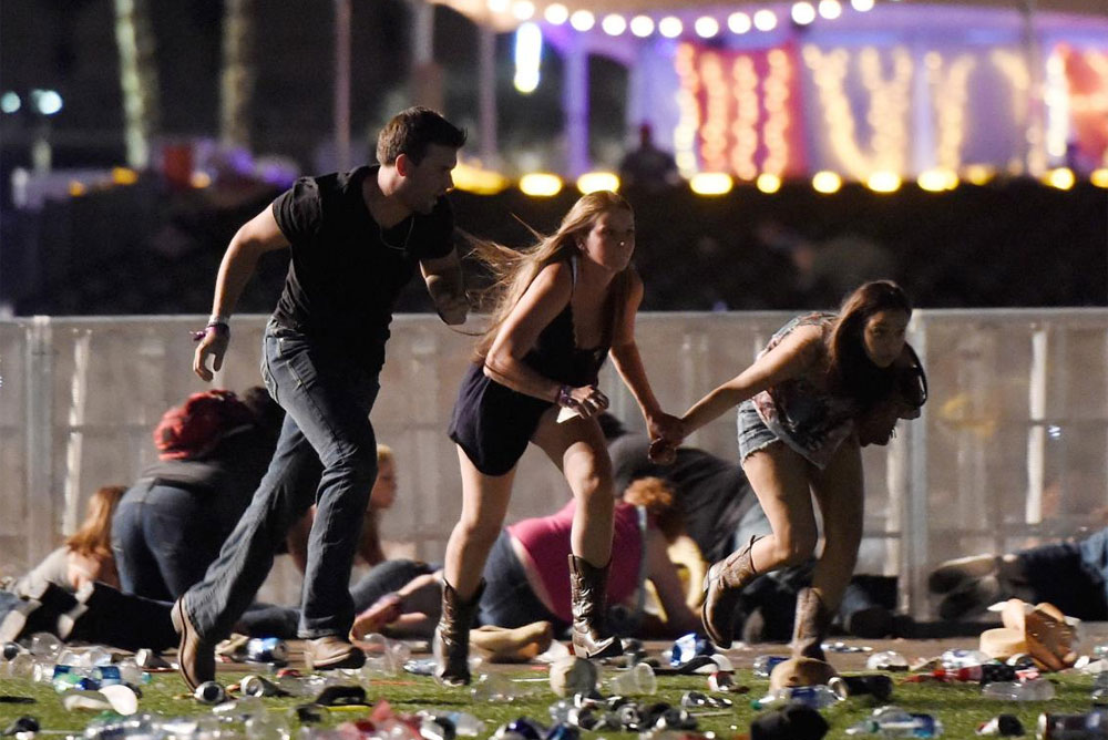 Last Vegas mass shooting Route 91 Harvest festival