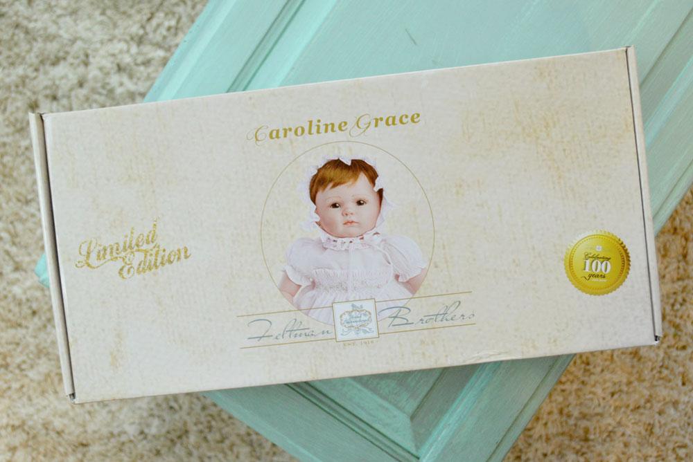 Caroline Grace Feltman Brothers Baby Doll - Mommy Scene