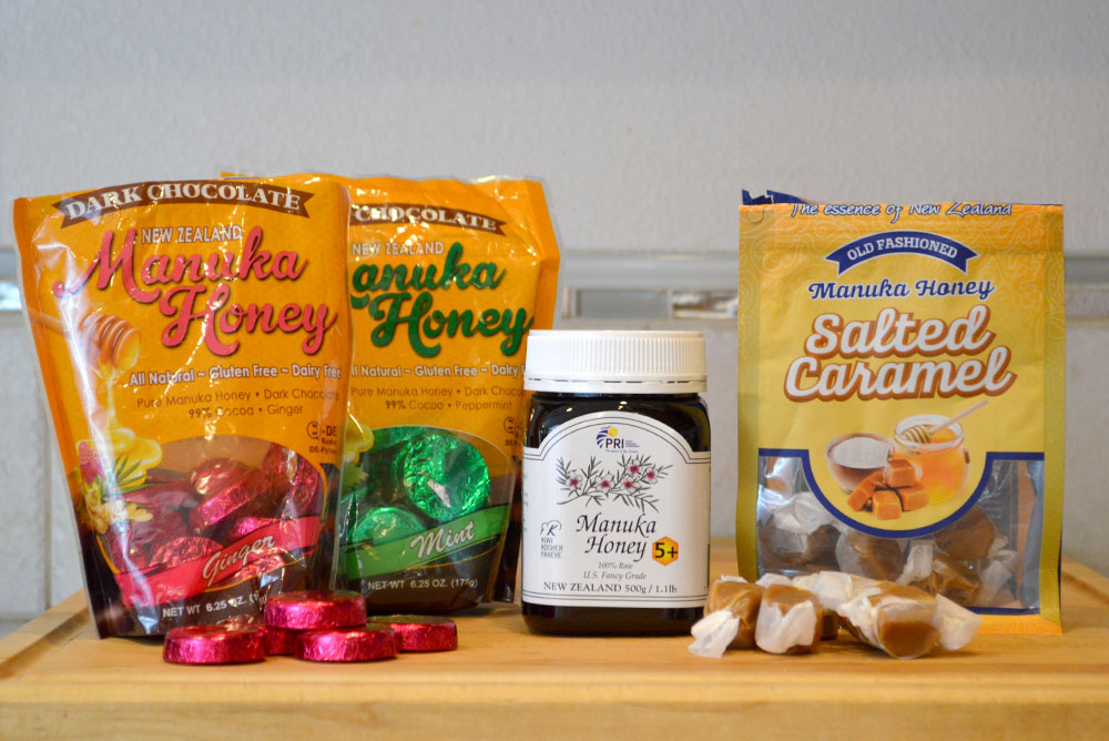 Pacific Resources International Manuka Honey caramels and chocolate - Mommy Scene