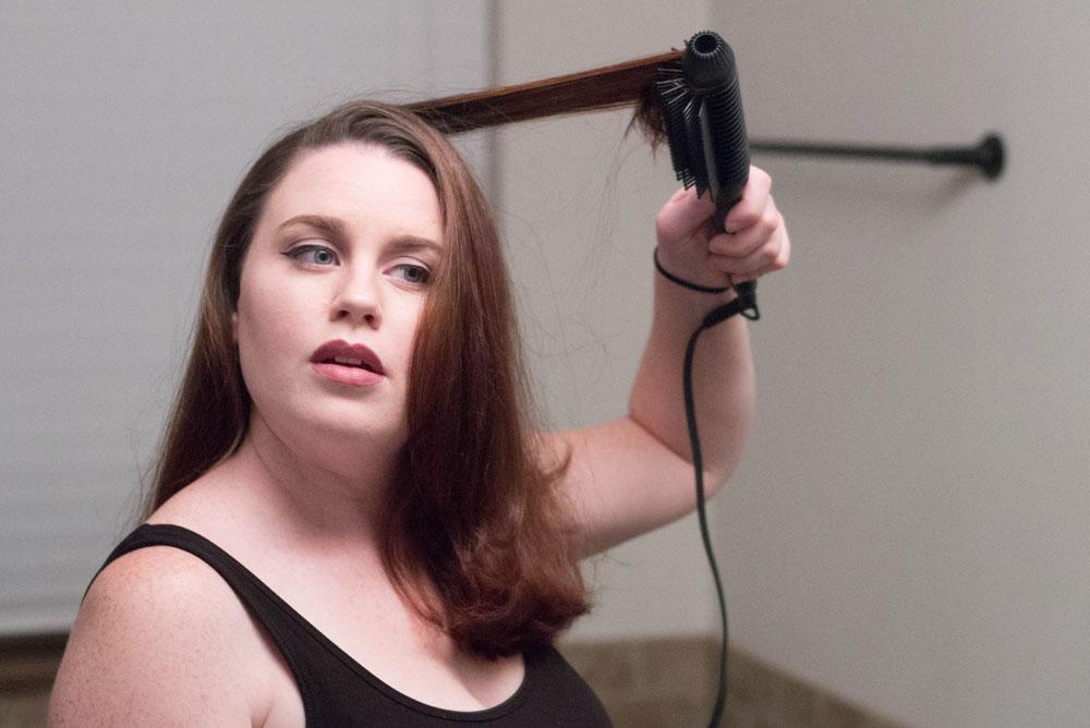 Vanity Planet Boost Volumizing Hot Brush - Mommy Scene