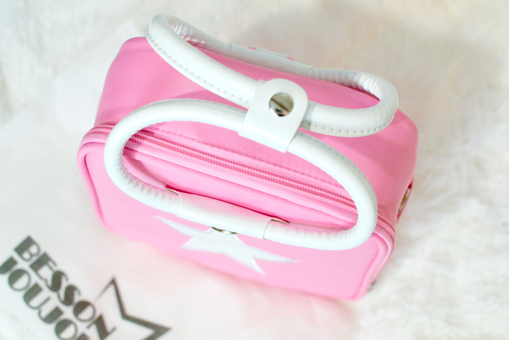 Gabby Box pink star backpack or lunch box for girls - Mommy Scene