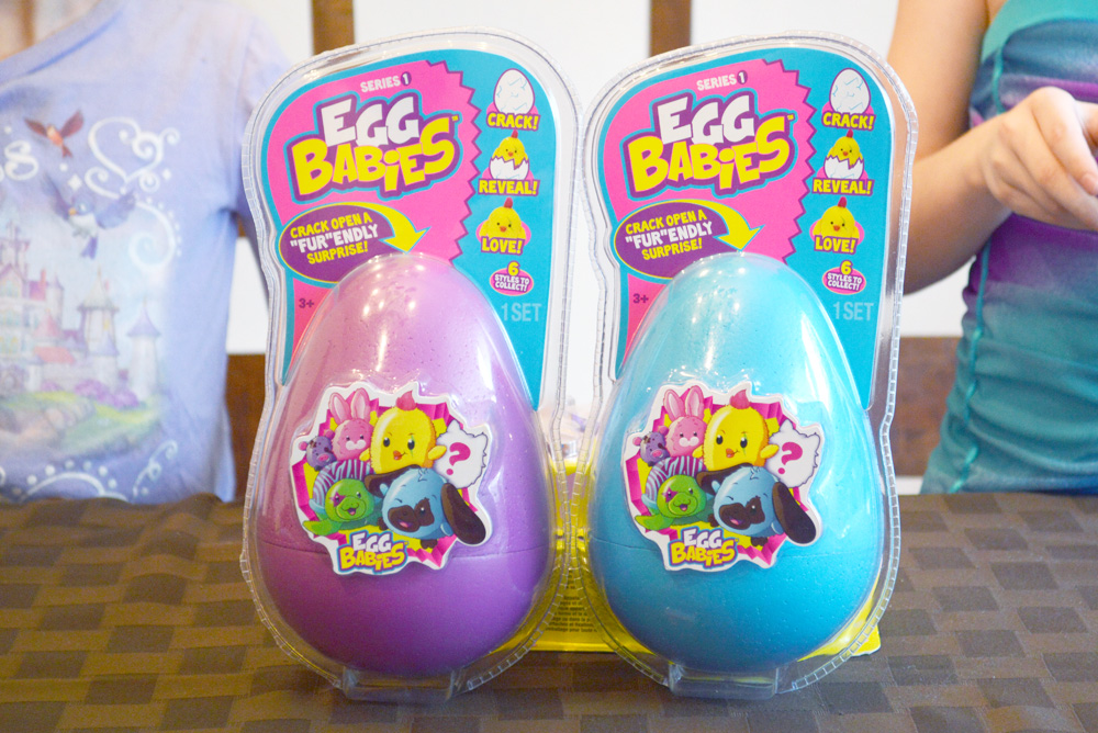 Wicked Toys Egg Babies surprise animals - Mommy Scene