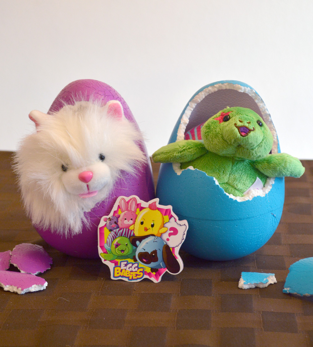 Wicked Toys surprise Egg Babies kids gift idea - Mommy Scene