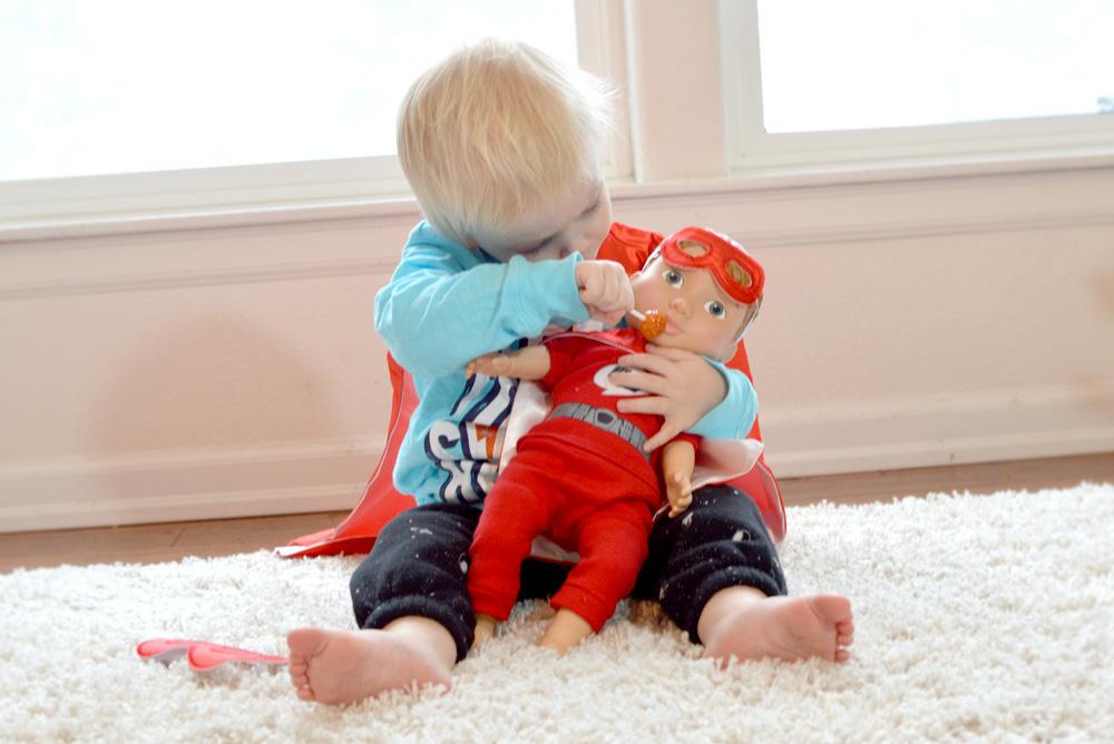 Wonder Crew dolls by Playmonster - Mommy Scene