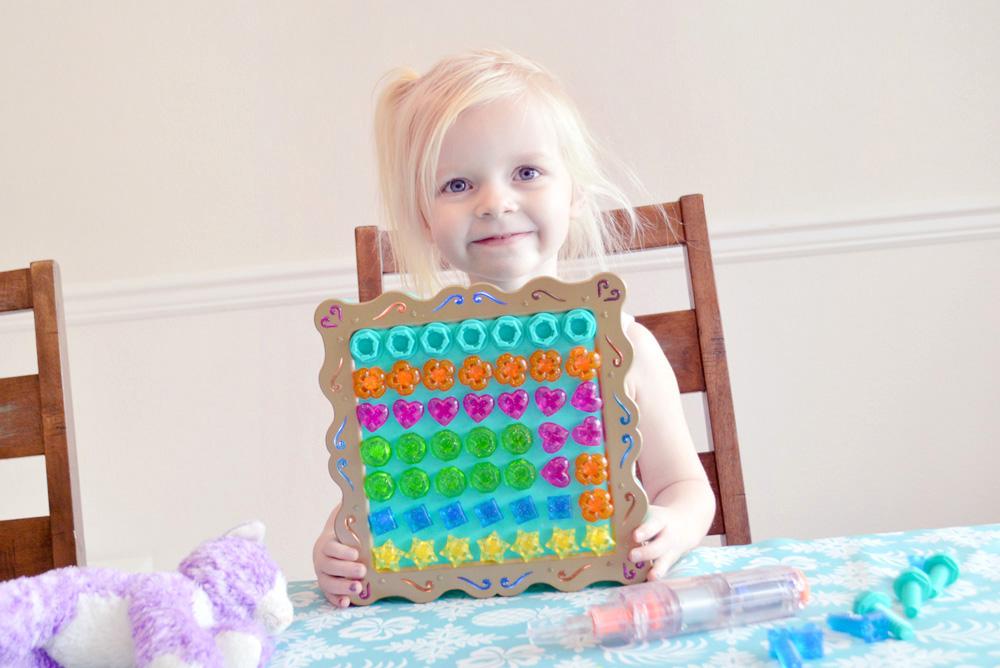 Design and Drill SparkleWorks STEM Toy - Mommy Scene