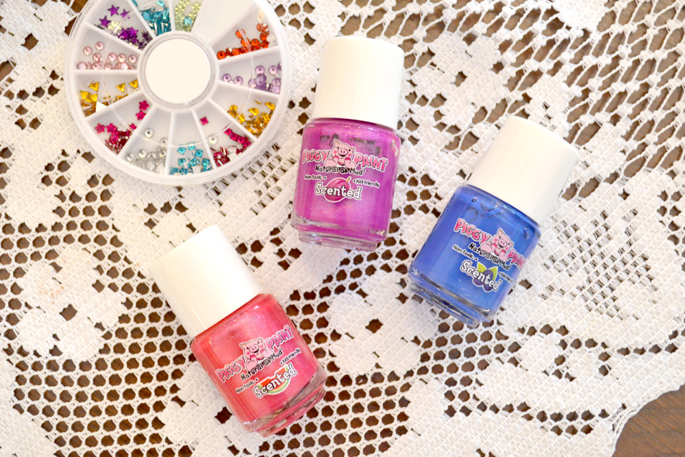 Scented Piggy Paint nail polish - Mommy Scene