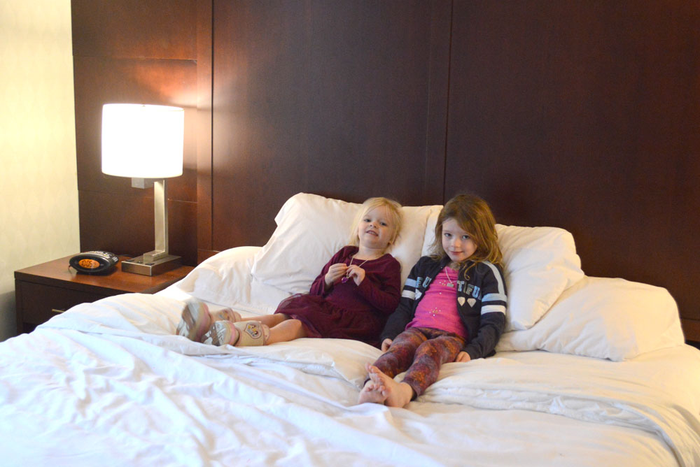 Comfort Suites in Tukwila great family hotel - Mommy Scene