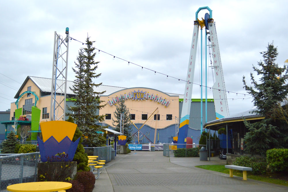 Tukwila Family Fun Center near Seattle WA - Mommy Scene