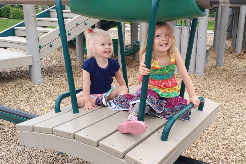 Best playdate parks for kids in Coeur d'Alene Riverstone