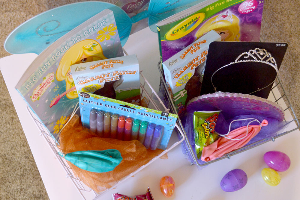 Kids Easter Basket Gift Ideas and Spring Surprises