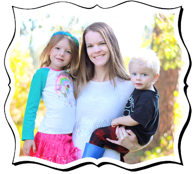 Mommy Scene editor Katie Wallace