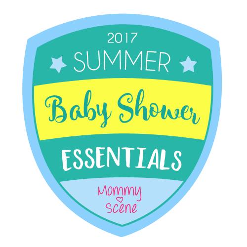 2016 Summer Baby Shower Essentials and Gift Ideas