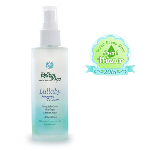 BabySpa Lullaby Pampering Cologne