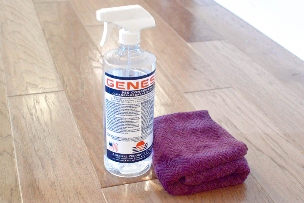 Eco-Friendly Floor Cleaner Genesis 950