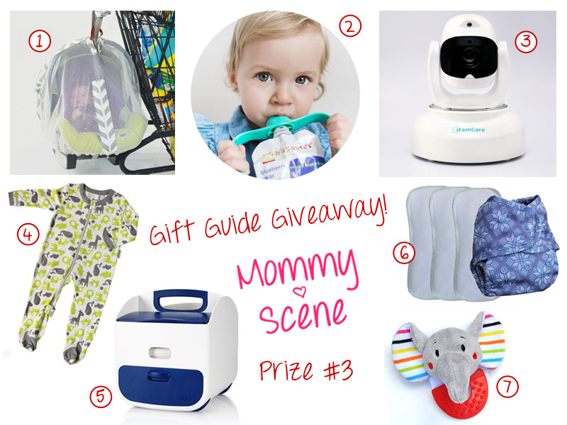 Baby Adventures - 2015 Holiday Giveaway Prize Set 3