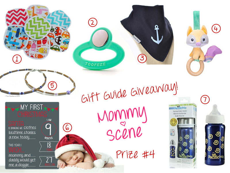 Cozy and Stylin' - 2015 Holiday Giveaway Prize Set 4