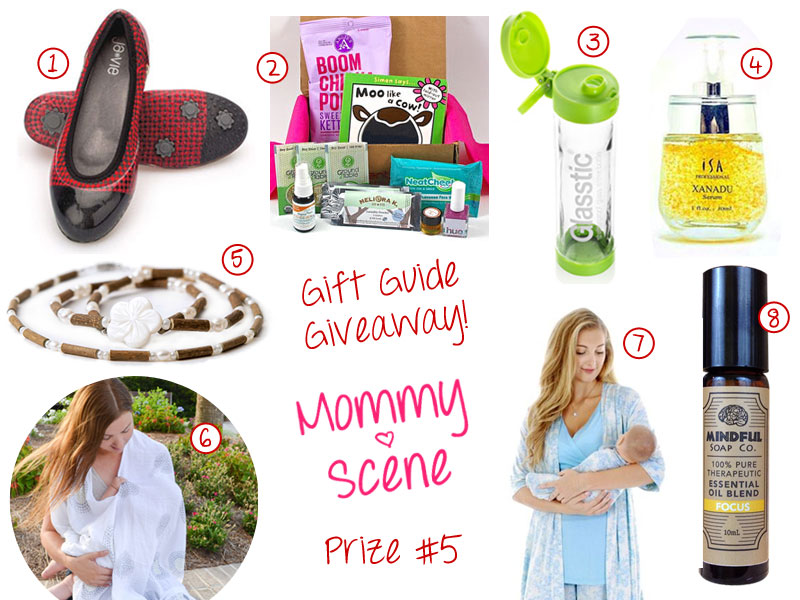 Glam Momma - 2015 Holiday Giveaway Prize Set 5
