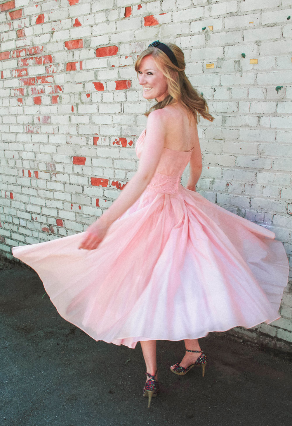 Prom Trends vintage princess dress