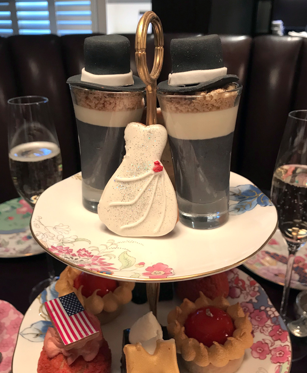 Royal Wedding Afternoon Tea hosted by The Arch London