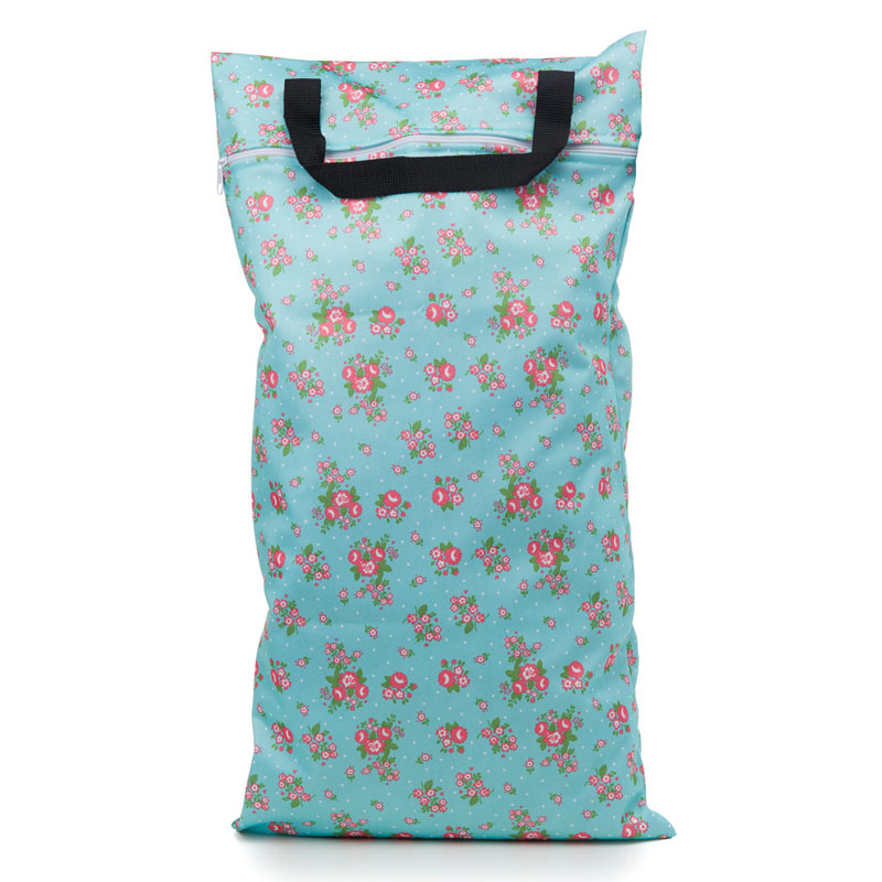 Buttons Diapers Wet Bag Summer Kids Essentials