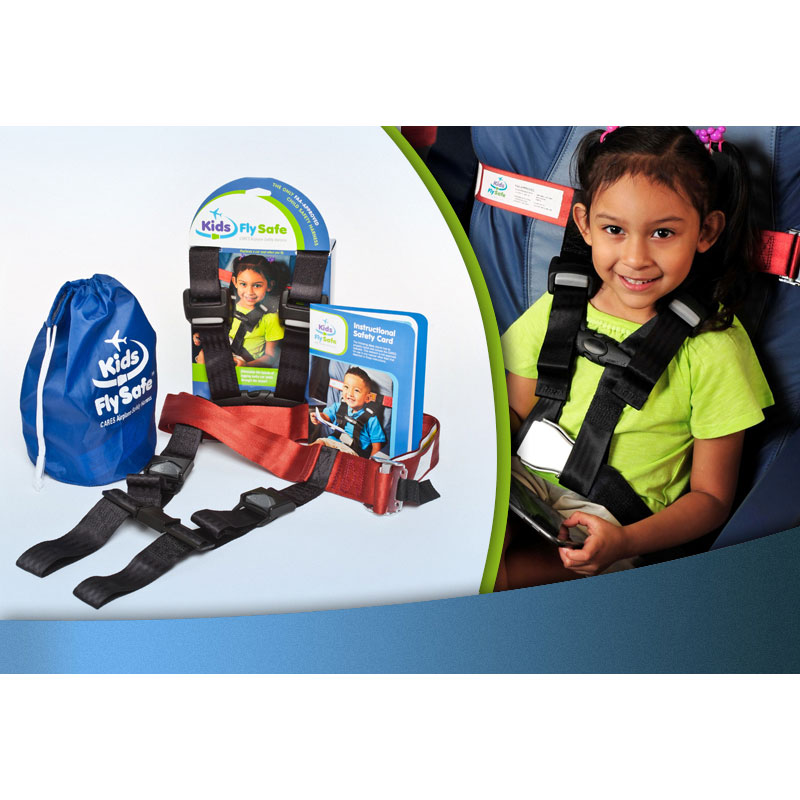 Airplane Safety Harness Summer Kids Essentials