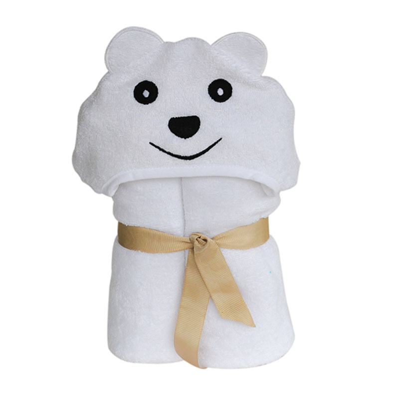 Little Ashkim Hooded Towel Summer Kids Essentials