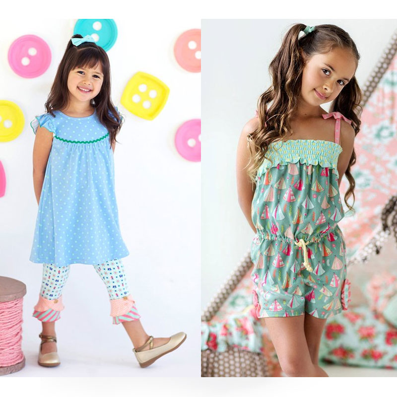 Matilda Jane Clothing Summer Kids Essentials