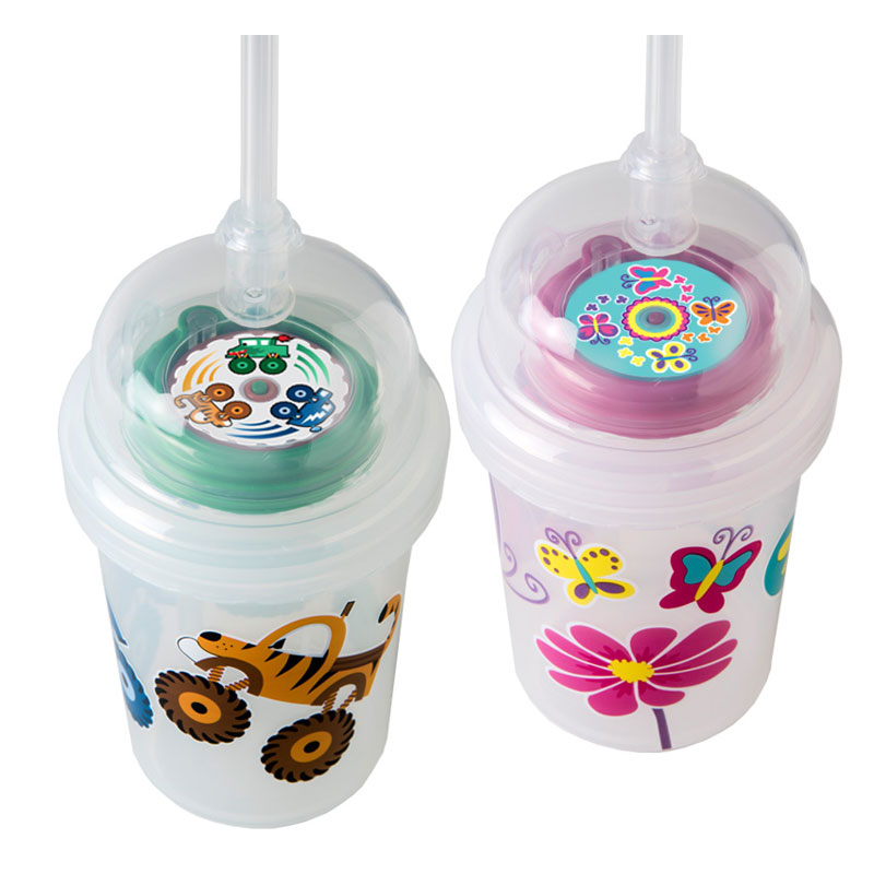 nuSpin Kids Cups Summer Kids Essentials