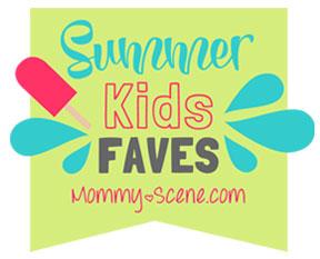Mommy Scene 2016 Summer Kids Faves
