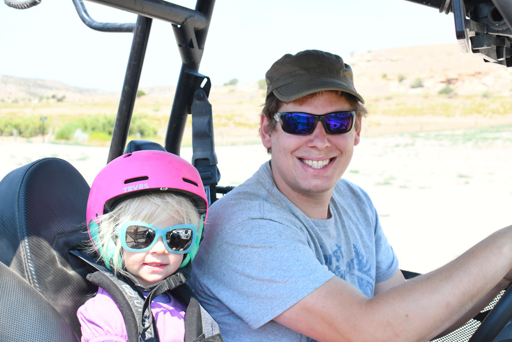 Road trip and family adventure essentials - sunglasses for the whole family