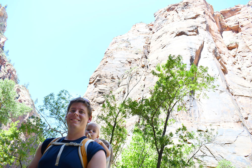 Zion National Park Family Adventure