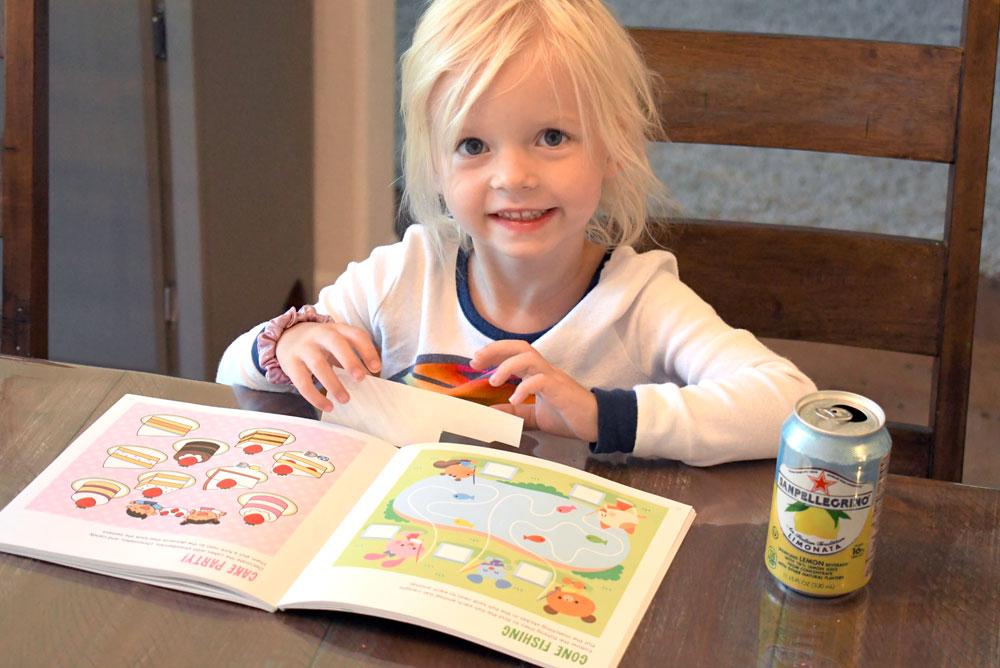 I Can Do That! interactive kids preschool workbooks