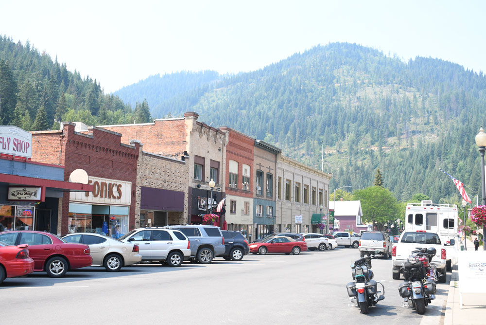 Fun Things to Do Near Wallace, Idaho