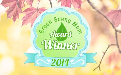 2014 Fall Green Scene Mom Awards - Mommy Scene