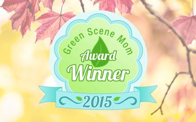 2015 Fall Green Scene Mom Awards - Mommy Scene