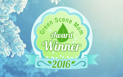 2016 Winter Green Scene Mom Awards - Mommy Scene