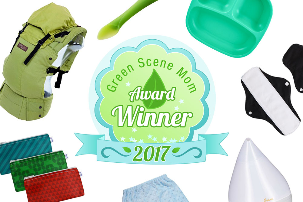 Submit a Product for the Green Scene Mom Awards