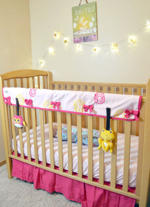 BabeeTalk Eco-Friendly Crib Bedding