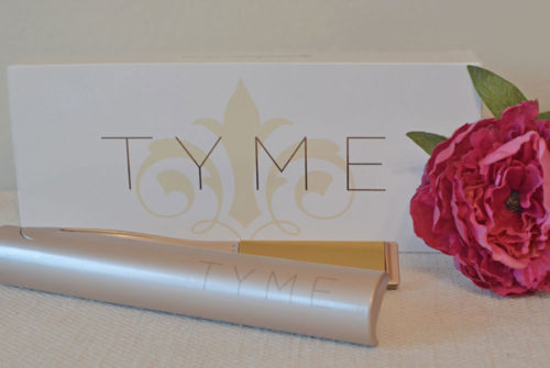 Tyme Iron Curling Straightener review - Mommy Scene